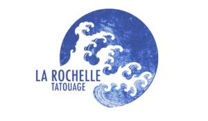 Logo vague la rochelle tatouage